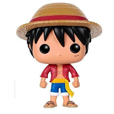 figura pop luffy